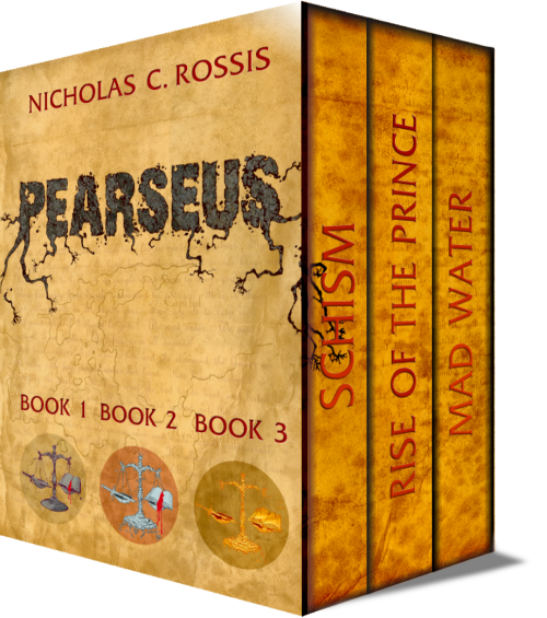 Buy the Pearseus Box Set (Books 1-3)