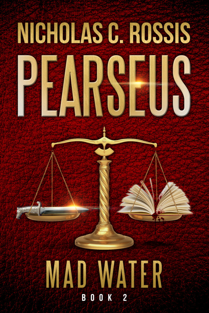 Buy Pearseus, Mad Water (Book 3)
