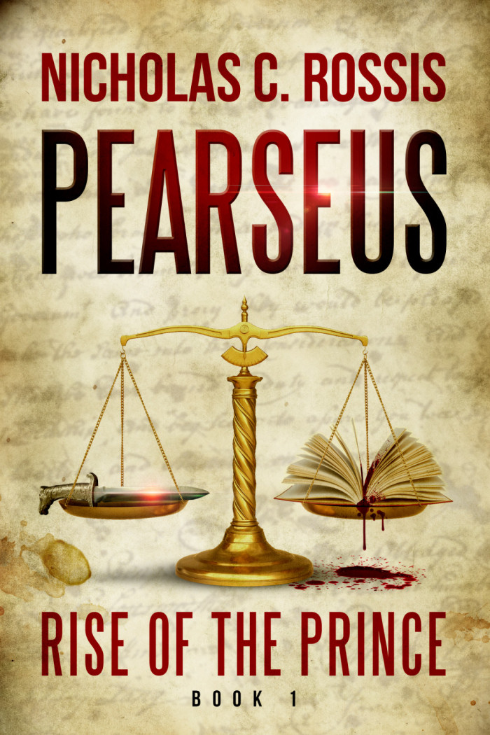 Start reading Pearseus, Rise of the Prince (Book 1)