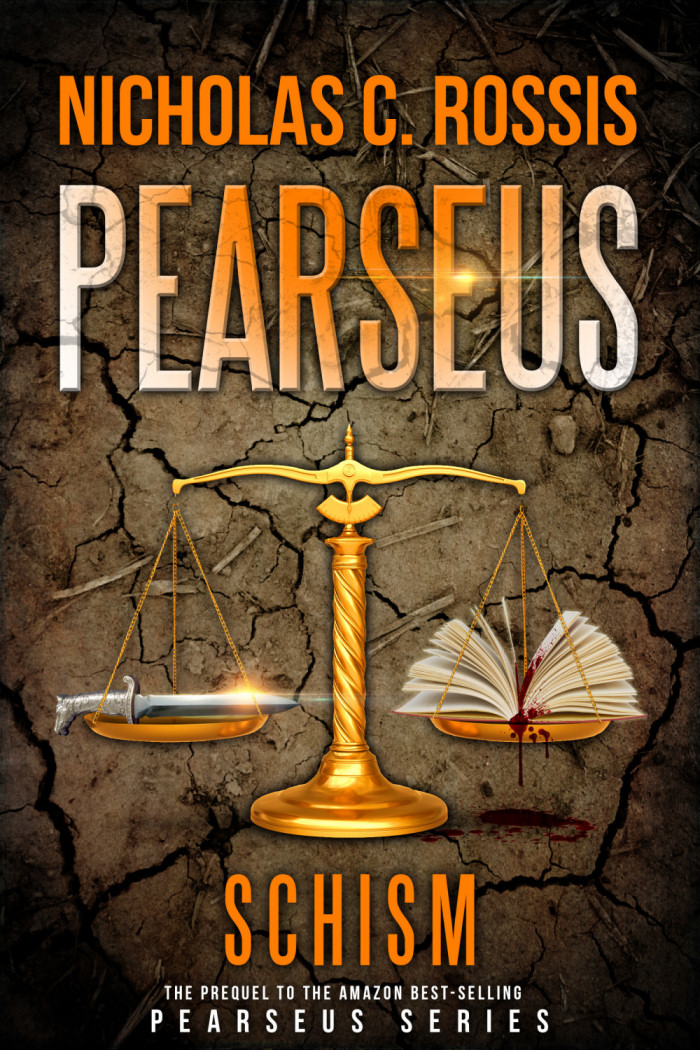 Get Pearseus: Schism (Book 1) for free on Goodreads!0