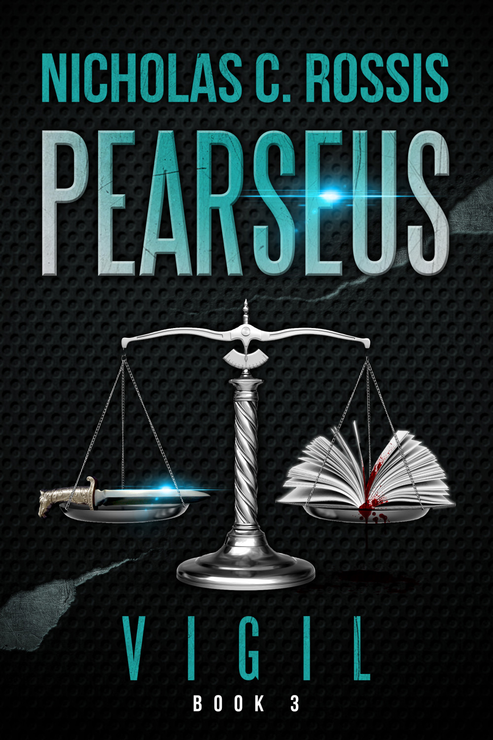 Start reading Pearseus, Vigil (Book 3)
