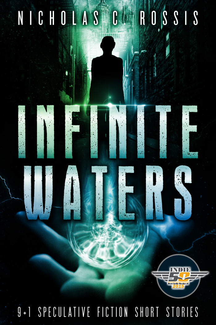 Start reading Infinite Waters on Amazon