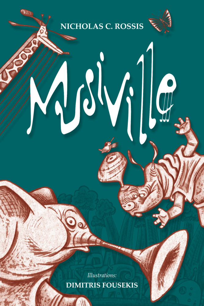 Start reading Musiville: a children's book